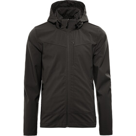axant Alps Veste Softshell Homme, black
